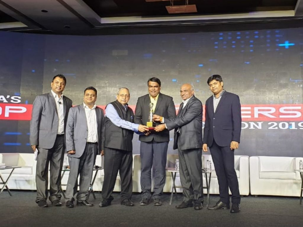 TSCFM awarded with ASMA India's Top 30 Marketers in Education Award 2019