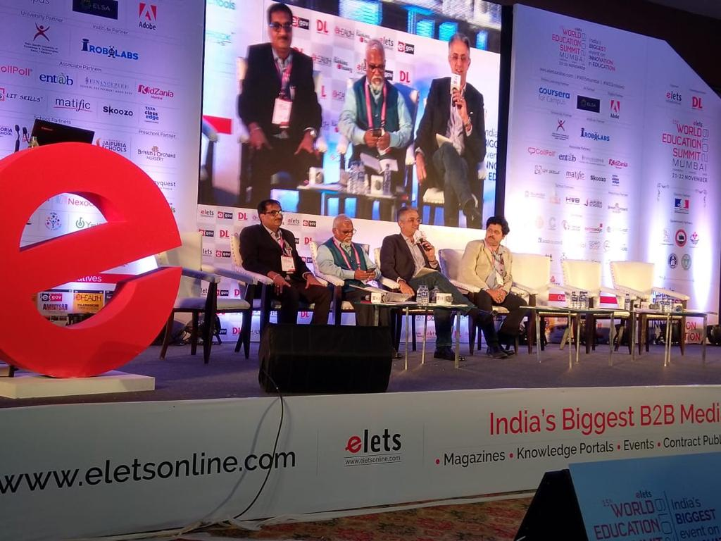 Our Managing Director at 15th World Education Summit