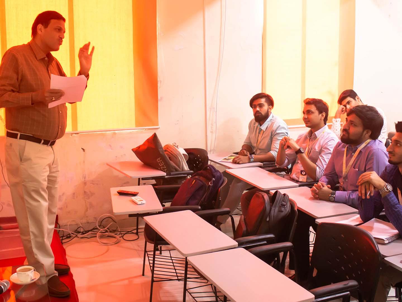 Industry Session By Mr. Vivek Jalan, Senior Vice President - NSE