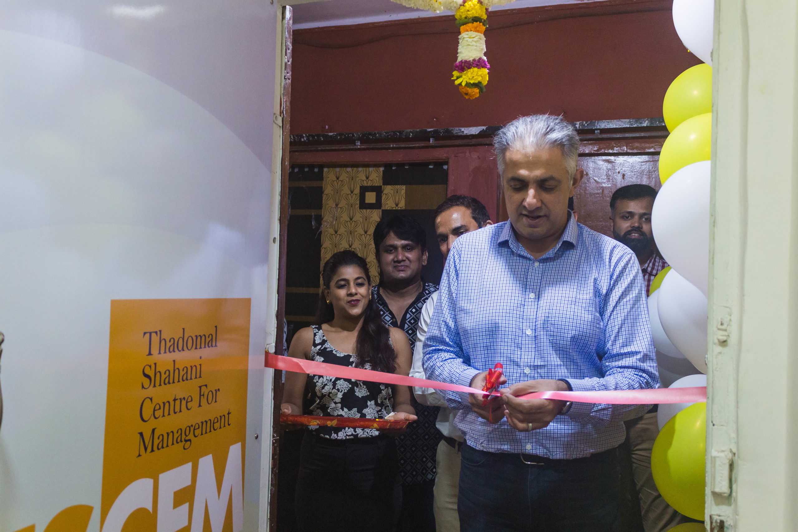Inauguration of TSCFMs new Franchise Centre