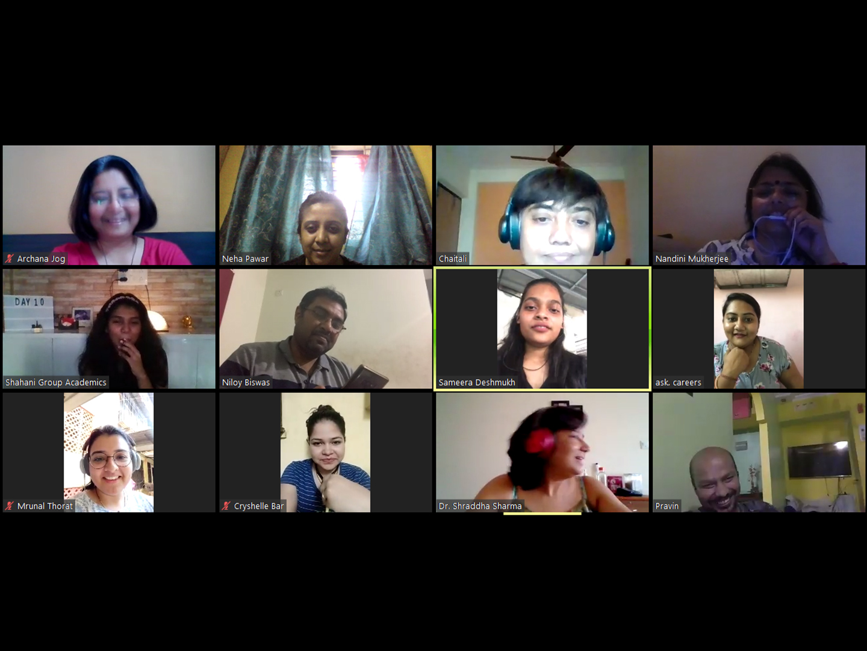 TSCFMs Virtual Employee Engagement Activities and Fitness Challenge