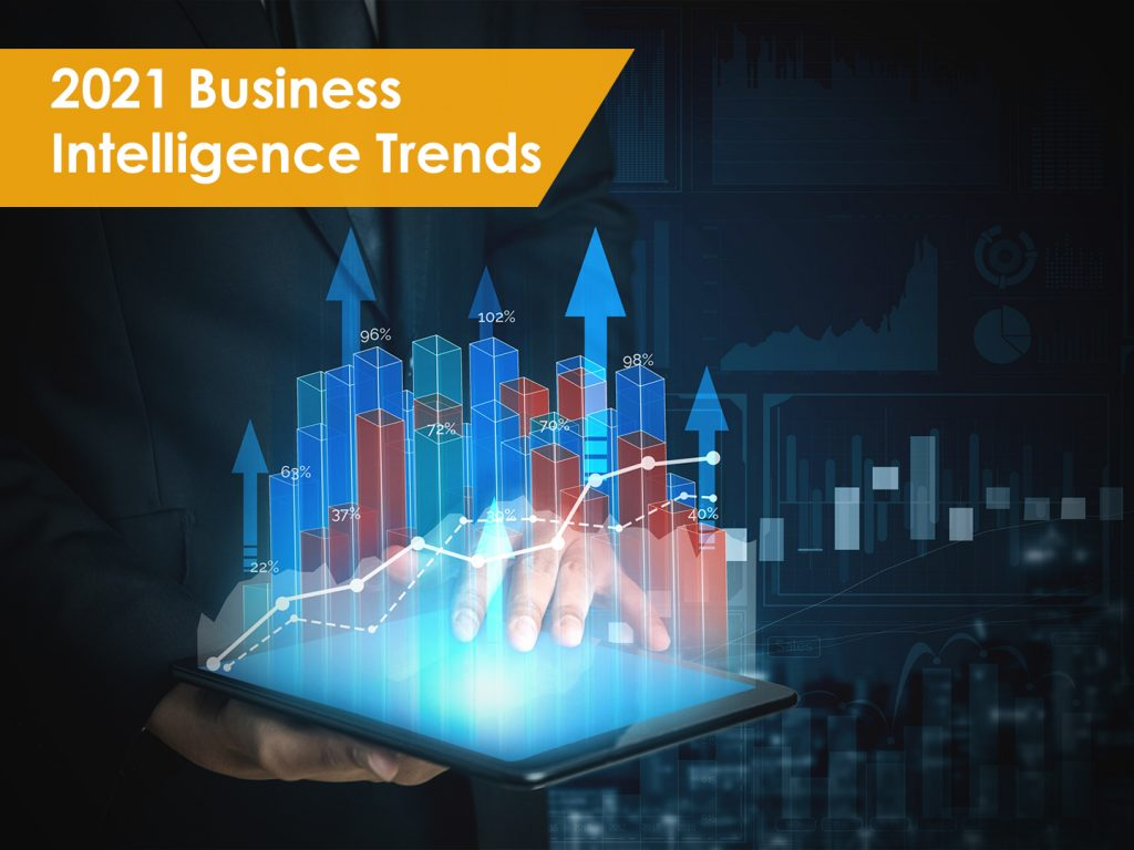 Top 5 Business Intelligence Trends of 2021