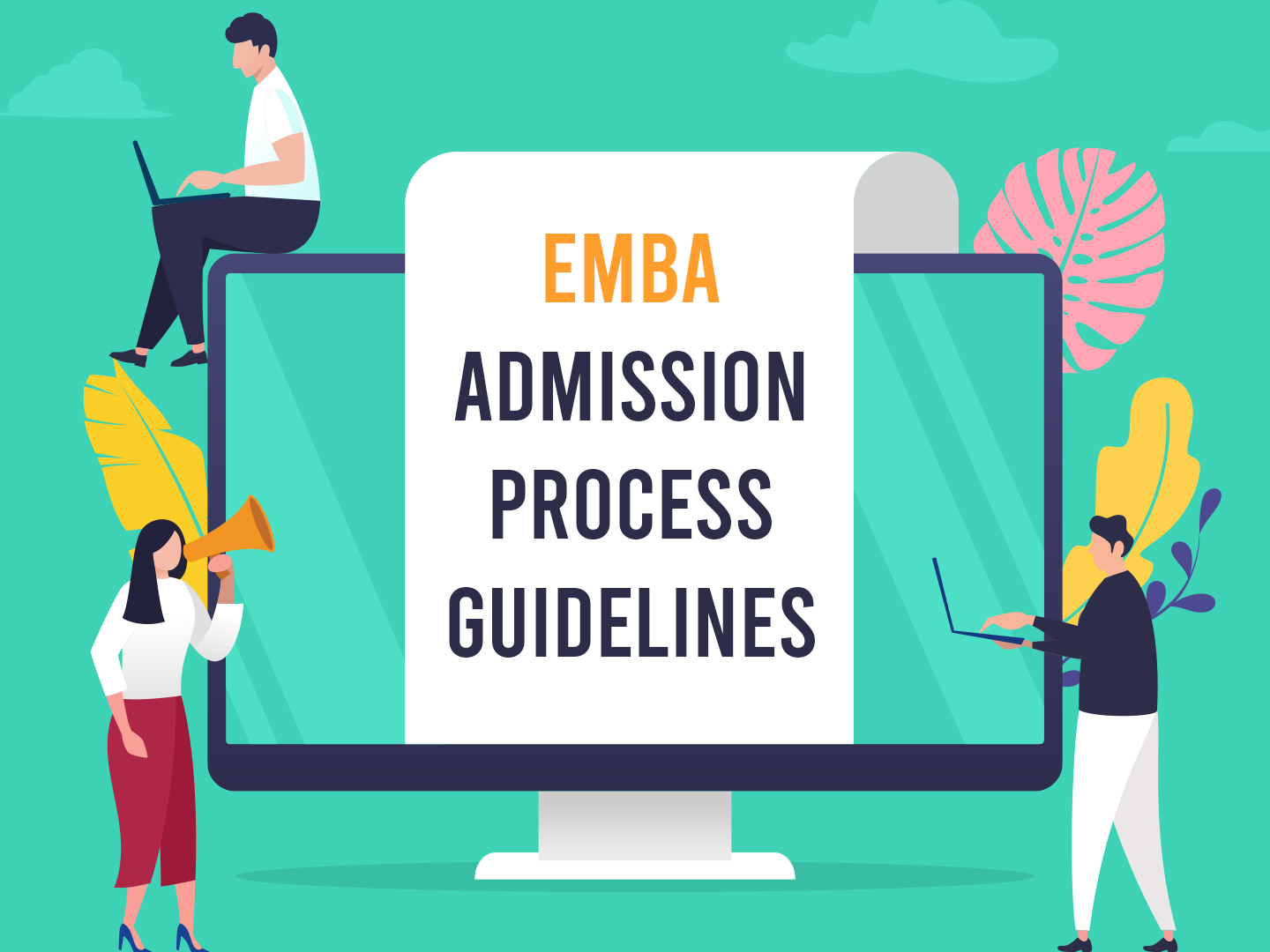 EMBA Overview and Step-by-Step Admission Guidelines - TSCFM