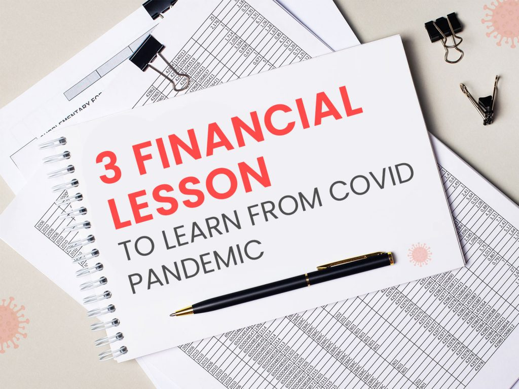 Money lesson we learned during COVID pandemic